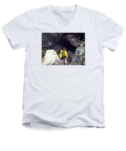 Mahoosuc Notch Men's V-Neck T-Shirt