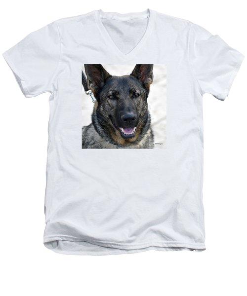 Major   Men's V-Neck T-Shirt