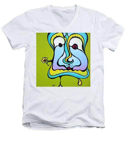 Marie Antoiletee Men's V-Neck T-Shirt