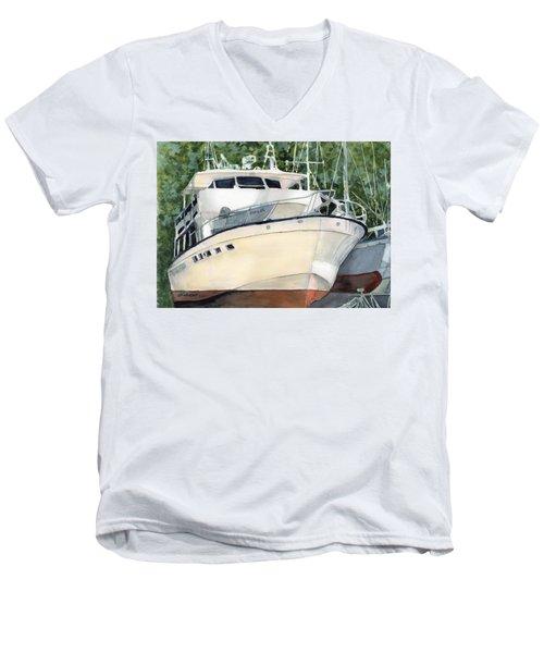 Marina Queen Men's V-Neck T-Shirt