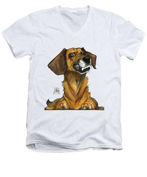 Marshall 3178 Men's V-Neck T-Shirt