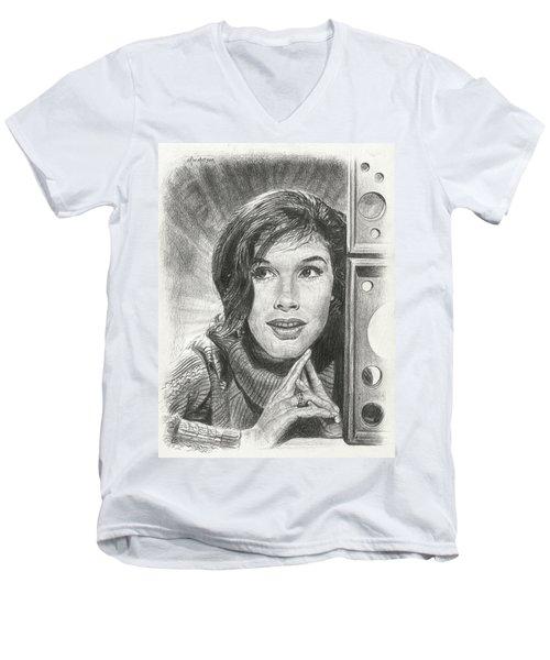 Mary Tyler Moore Men's V-Neck T-Shirt
