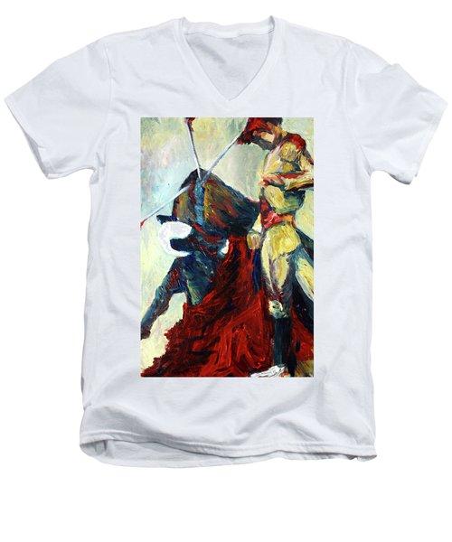 Matador Men's V-Neck T-Shirt