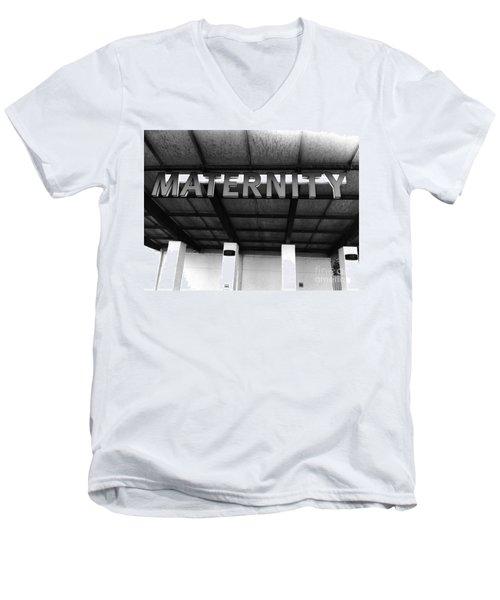 Maternity  Ward Men's V-Neck T-Shirt