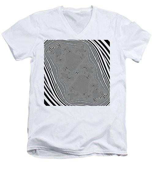 Mauruating Men's V-Neck T-Shirt