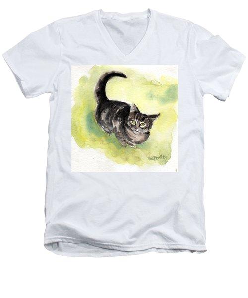 Maxi 3 Men's V-Neck T-Shirt