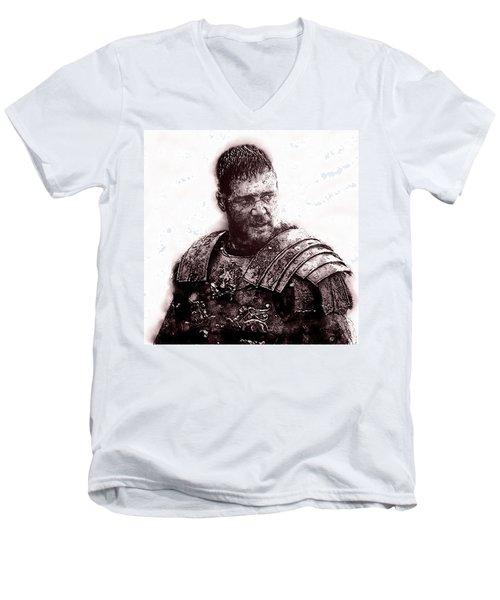 Maximus Decimus Meridius - 03 Men's V-Neck T-Shirt