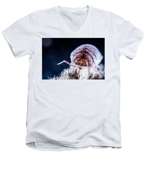 Mean Looking Men's V-Neck T-Shirt