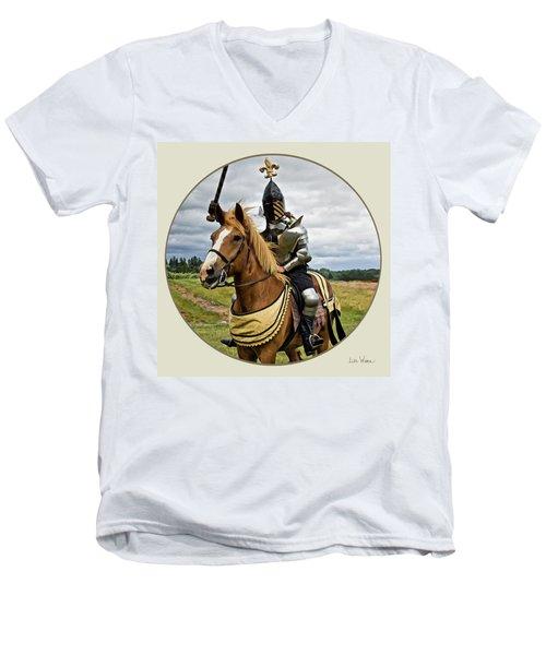 Medieval And Renaissance Men's V-Neck T-Shirt