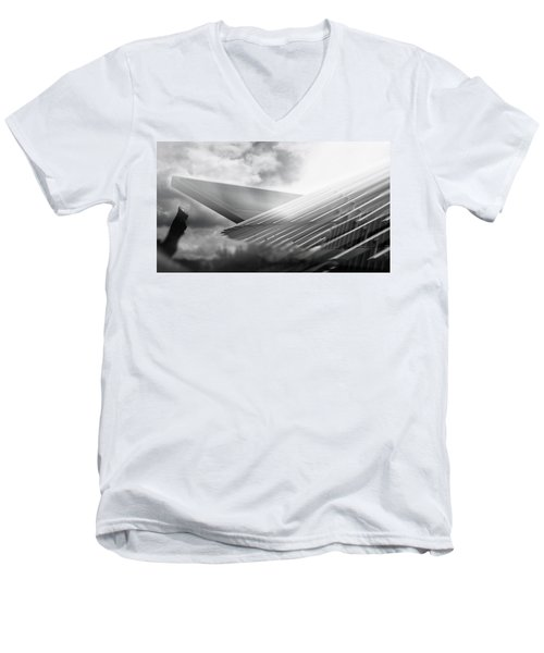 Memories Of A Future Past Men's V-Neck T-Shirt