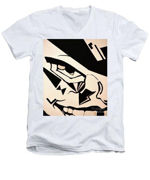 Menace Of Mischief Men's V-Neck T-Shirt