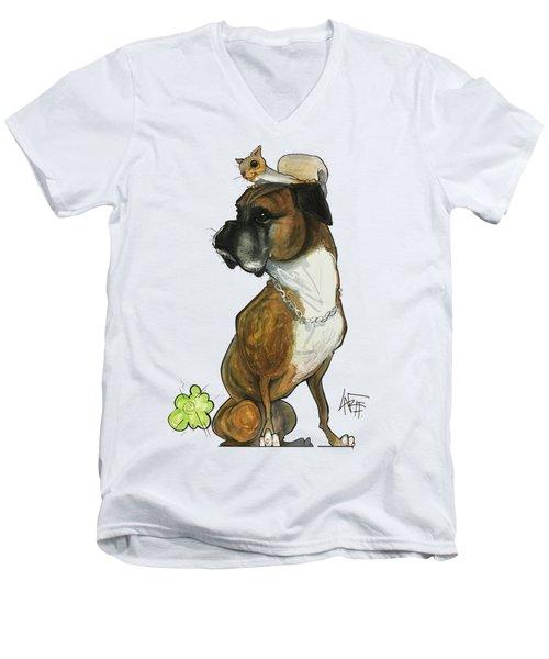 Menendez 3232 Men's V-Neck T-Shirt