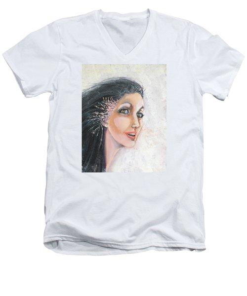 Meryl Men's V-Neck T-Shirt