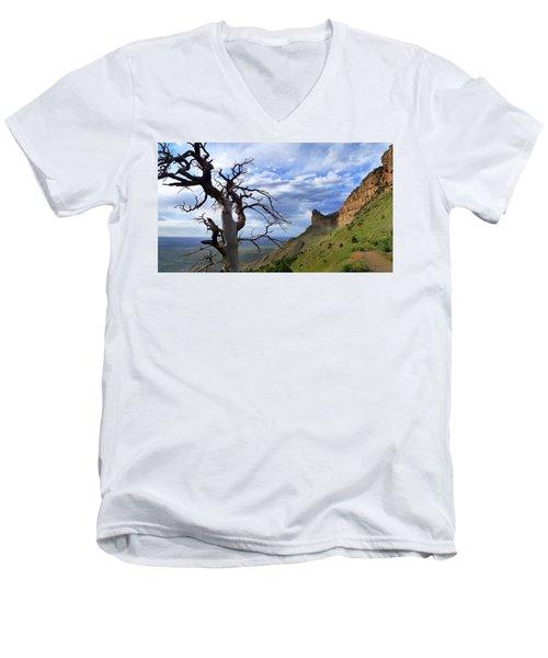 Mesa Verde Mood Men's V-Neck T-Shirt