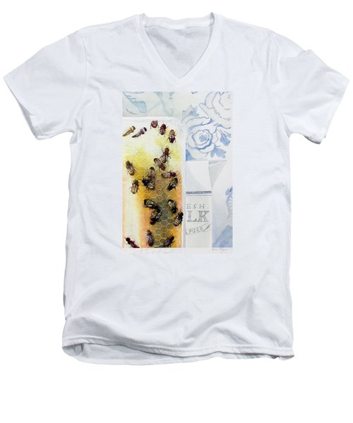 Milk And Honey Men's V-Neck T-Shirt