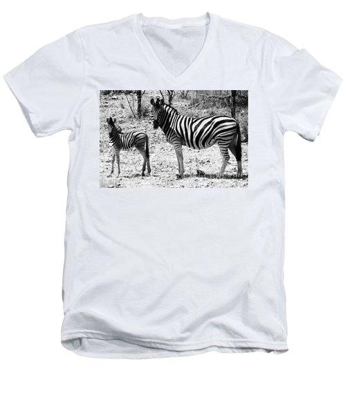 Mimic Men's V-Neck T-Shirt