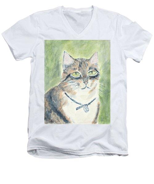 Miranda Men's V-Neck T-Shirt