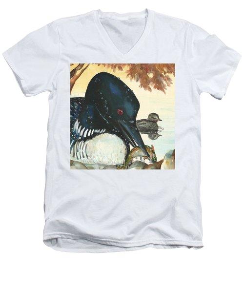 Miss Sunny Men's V-Neck T-Shirt