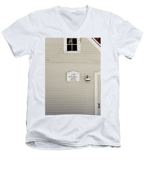 Mitchell-amee House Men's V-Neck T-Shirt