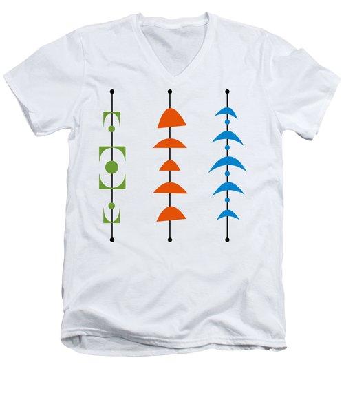 Mobile  Men's V-Neck T-Shirt