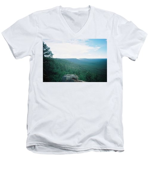 Mogollon Rim - Arizona Men's V-Neck T-Shirt