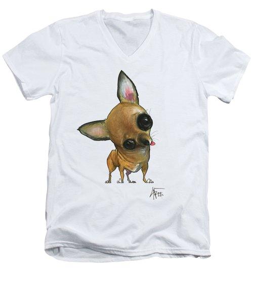 Monroe 7-1470 Men's V-Neck T-Shirt