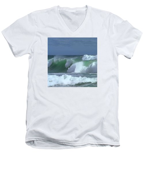 Monterey Surf Men's V-Neck T-Shirt
