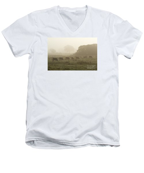 Morning Graze Men's V-Neck T-Shirt