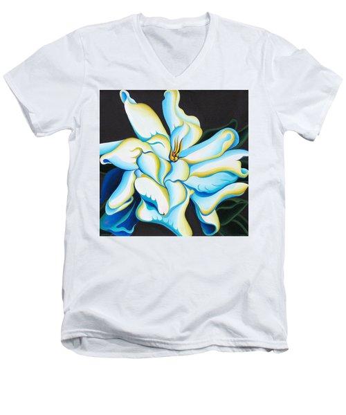 Morning Magnolia Men's V-Neck T-Shirt