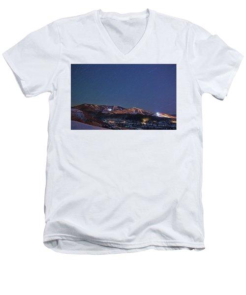 Movement All Around Men's V-Neck T-Shirt by Matt Helm