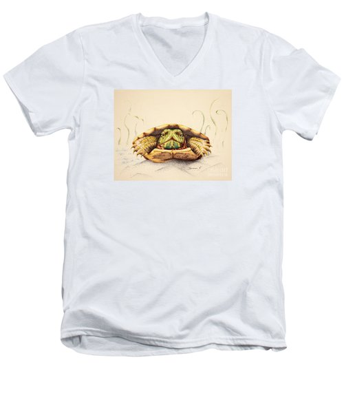 Mr. Flo Men's V-Neck T-Shirt