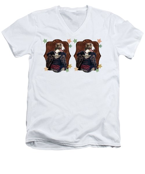 mug Men's V-Neck T-Shirt