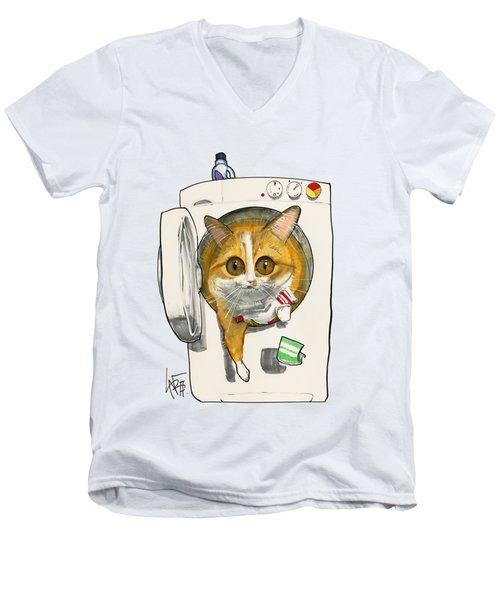 Murchie 3250 Men's V-Neck T-Shirt