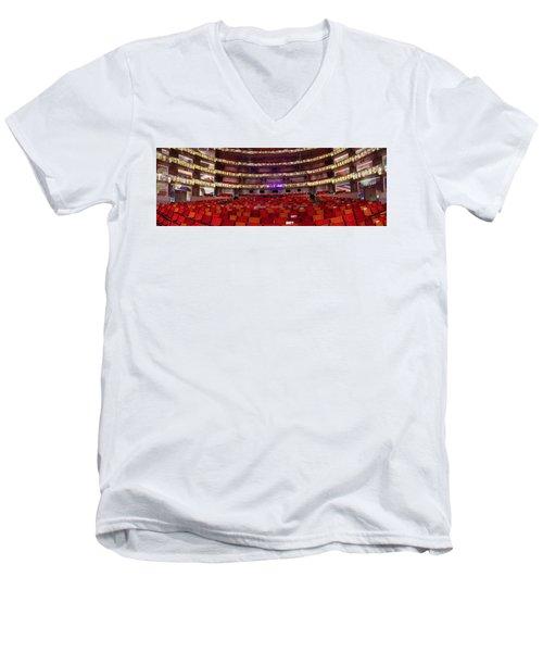 Murrel Kauffman Theater Men's V-Neck T-Shirt