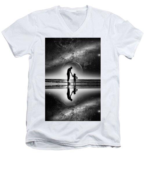 My Future Men's V-Neck T-Shirt