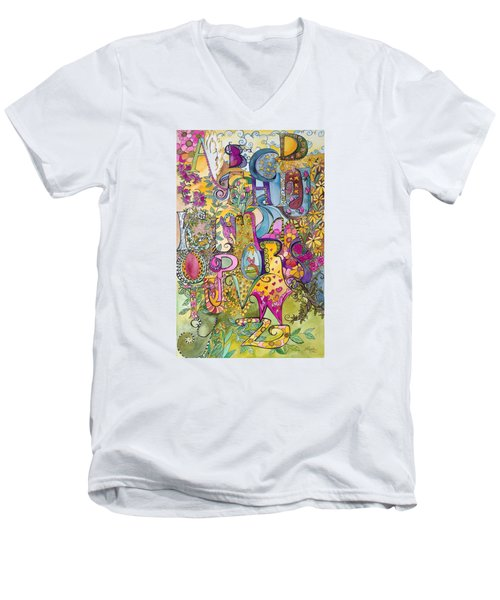 My Garden Men's V-Neck T-Shirt