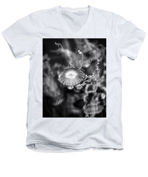 My Space Men's V-Neck T-Shirt