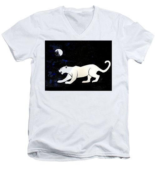 Mystic Capture Men's V-Neck T-Shirt