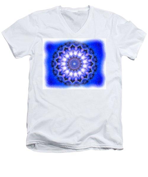 Mystic Mandala Men's V-Neck T-Shirt