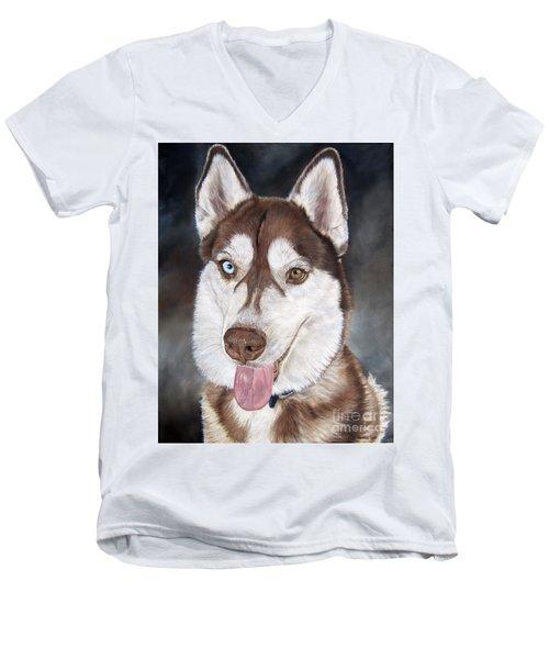 Nala Men's V-Neck T-Shirt