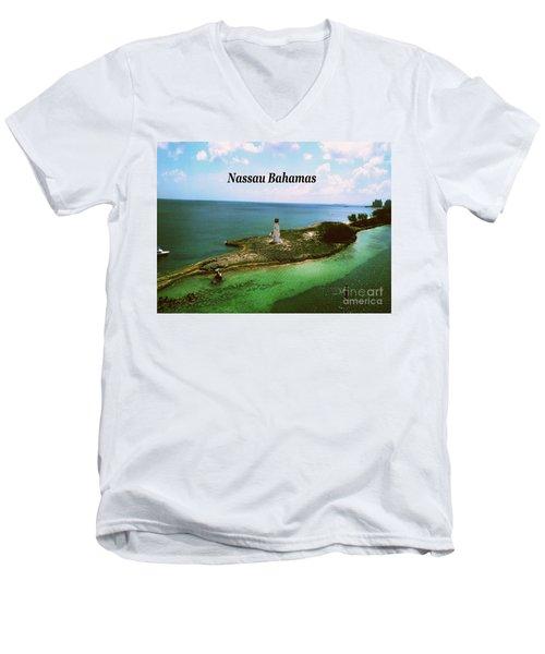 Nassau Men's V-Neck T-Shirt