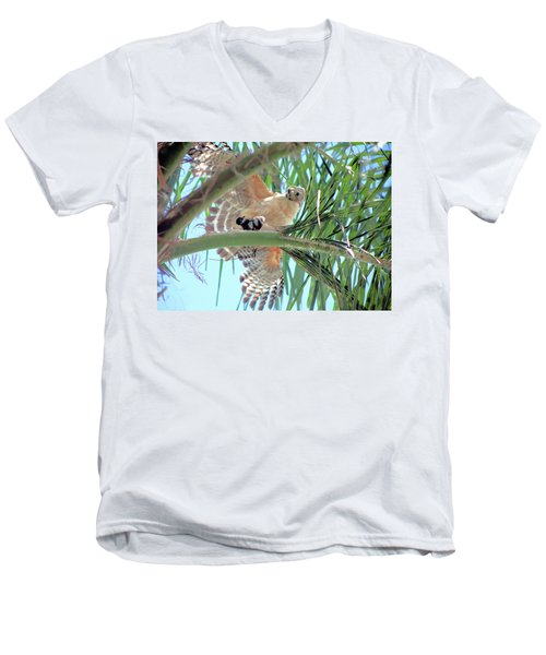 Natural Law Men's V-Neck T-Shirt