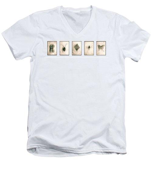 Nature Series Men's V-Neck T-Shirt