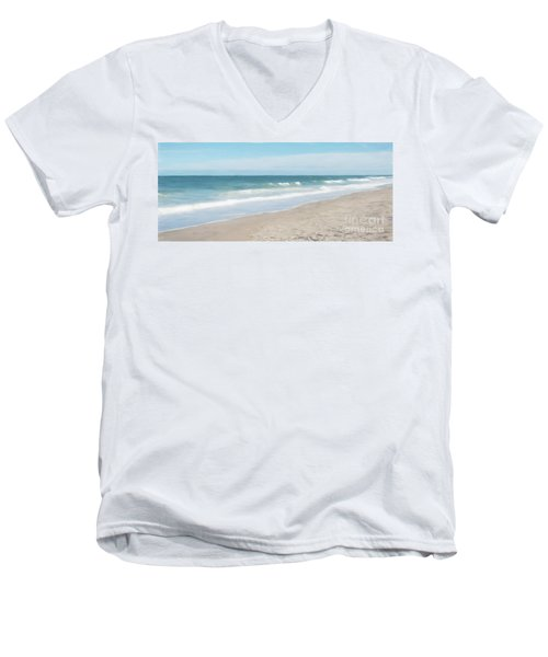 Nauset Beach Men's V-Neck T-Shirt