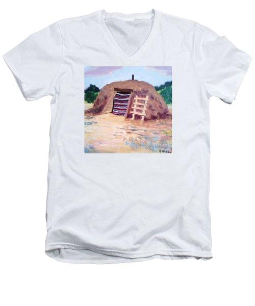 Navajo Hogan Men's V-Neck T-Shirt