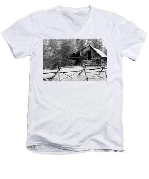 Neglected Men's V-Neck T-Shirt