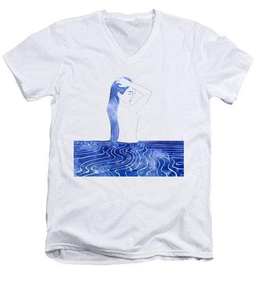 Nereid Vii Men's V-Neck T-Shirt