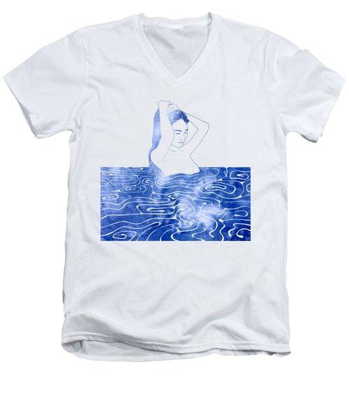 Nereid Viii Men's V-Neck T-Shirt