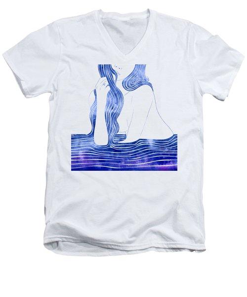 Nereid Xv Men's V-Neck T-Shirt