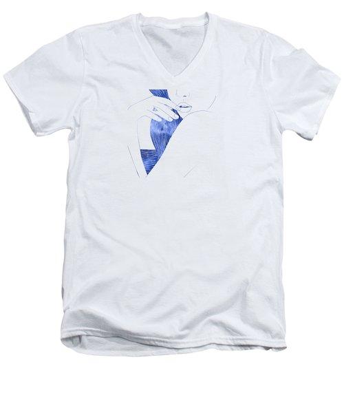 Nereid Xxxi Men's V-Neck T-Shirt